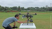 I'm working with Hexacopter